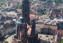 Germany trip places to visit / by Y-Knot Crafts