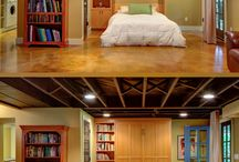 Basement Remodeling / by Hammer & Hand