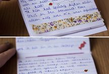 Snail Mail...Pen Pal Ideas / by Jane Temenczko