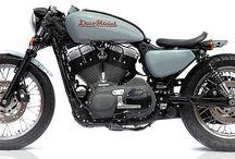 Favorite Motorcycles / by Kyle Hendrix