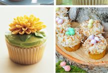 cakes, cookies, cupcakes / by Jesslyn Montanez