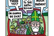 Catholic Humor / by Immaculate Heart Radio