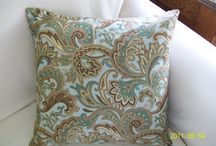 Pillows and Home Accessories / by Lori Fisher Tindall