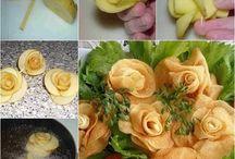 recepten / by Loes van Grinsven