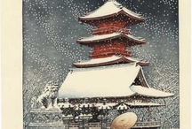 Japanese Prints & Paintings / by Agnes Mary Ness