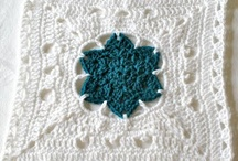 Crochet Squares / by Joan Hinchcliff
