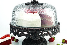 Cake Plate / by Leita Laird