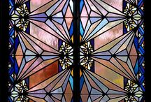 Stained Glass Art / by Patty Jasper
