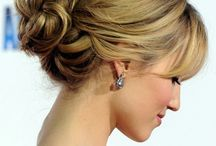 Hair styles / by Jennifer White