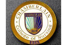 Nursing Pins / by Chamberlain College of Nursing