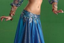 Belly dancing outfits / by Kathleen Matula