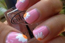 Nails and makeup / by Kira M.