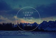 quotes / by Brittney Tschida