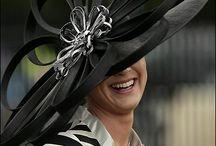 Derby hats :) / by Jennifer Wooten Vaughan
