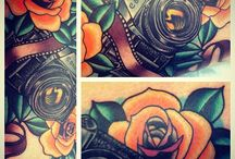 Cool tattoos / by May Chamorro