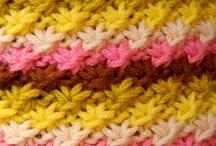 Knitting Stitches / by Underground Crafter