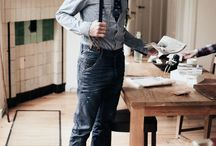 Men With Style / Dudes in great duds. / by Rand + Statler