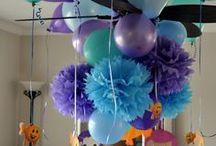 Birthday Parties!! / by Sheria Richards