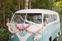 {Weddings} Leave In Style / Great get-a-way transportation options!  / by Ashley & Matt - Hampton Road Studios
