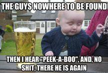 Funny Stuff! :p / by Danielle Butman