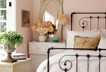 Home-Bedrooms / Inspiration for the bedrooms. / by Julie Walker