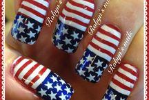 Fingernail and toenail designs / by Deb Herman