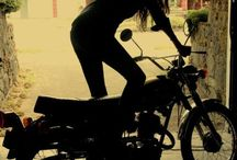 Love & Motorcycles / by Simón Maschwitz