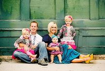 What to Wear (family sessions) / by Jennie Tewell