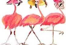 Flamingo / by Linda Price