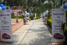 Experience Brilliance with the Hyundai Santro / Here is a glimpse on how 16 families experienced brilliance at Anandi Resorts, Lucknow / by HyundaiIndia
