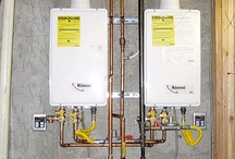 Tankless Water Heaters New Orleans / by AvalonPlumbing Nola