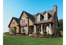 house plans & ideas / by Bonnie Hinson