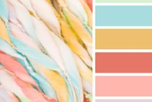 * COLORS THAT INSPIRE * / by Beverly of MiZen Designs
