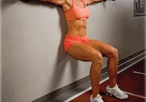 Exercise & training ideas / by Melissa Shevchenko (FitGirlsRock)