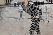 lady gaga's style ;) / by mac gomez