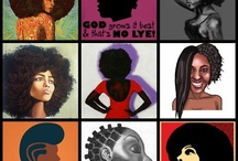Natural Hair : Share Your Best / We needed a Group Board for Natural Sistas (And to Encourage those who are considering making the Transition). / by Iam Jineane