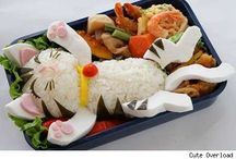 Bento fun / by Heather Lester