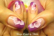 Pretty Nails / by James N Brenda Pridgen