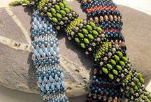 Beaded Bracelets / by Valerie Hartley-Moore