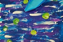 Ideas for art class / by Jodi Hutchens