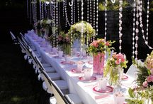 Parties for the bride! / by Belle'Ham Wedding & Events