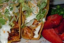 Food: taco Tuesday / by Priscilla Hedlin | The Wheelchair Mommy
