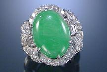 Diamonds and Precious Gemstone Jewelry / by Kimberly Parker