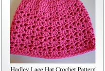 Crochet - Hats / by Rozalyn Boggs