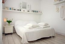 Bedrooms / by Julianne Rosenzweig Stamatyades