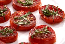 On the Side / Side Dishes-From Veggies to Risottos. Helping make your entree pop. / by Ashley Beck
