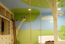 Casa & decoração | quartos de bebê / by Tânia Simões
