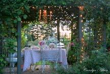Garden and Yard / by Jessica Waldschmidt Kredit