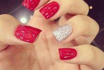 Nails  / Ideas for my nails!   / by Shelbylynn Edwards-Roark