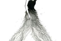 Fashion Illustrations / by Stephanie Best